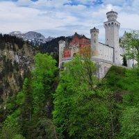 На подъёме к замку :: Mikhail