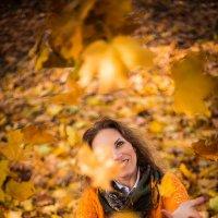 любить осень... :: Даша Хмелева