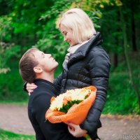 любищая пара :: Коля Нефедов
