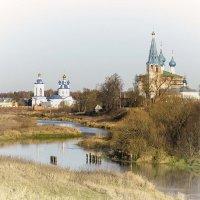 Свято-Успенский женский монастырь :: Елена Панькина