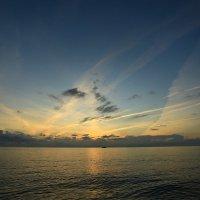 После заката солнца :: valeriy khlopunov