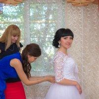 Сборы невесты :: Ирина Малинина