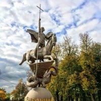 В центре г. Медынь Калужской обл. :: Константин Поляков
