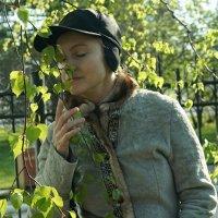 Запах листьев :: Юрий Кийко