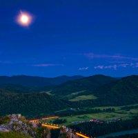 Вечер в горах. :: Олег Игуменов