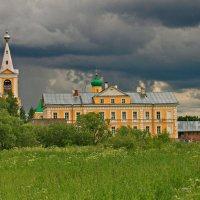 Введено-Оятский монастырь. :: Олег Попков