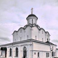 Свято-Успенский женский монастырь. Основан 1200г. :: АЛЕКСАНДР СУВОРОВ