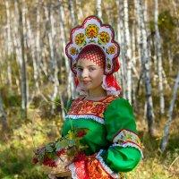 Русская краса :: Виктория Исполатова