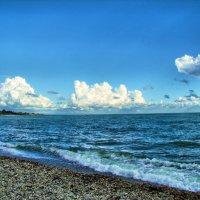 Геометрия моря :: Елена Строганова