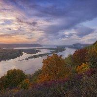 В теплоте сентябрьского вечера :: Антон Сологубов