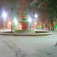Первый снег :: Валентина Ломакина