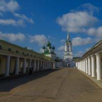 Кострома,церковь Спаса в Рядах :: Сергей Цветков
