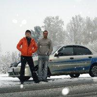 Первый снег! :: Ирина Хусточкина