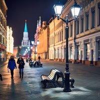 Ночная прогулка. :: Игорь Иванов