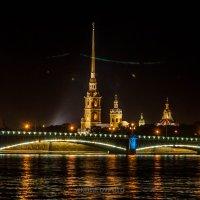 Ночной питер :: Вадим Куликов