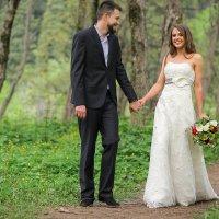 Свадебная прогулка :: Светлана Вишнякова