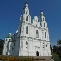 Софийский Собор в Витебске (в католическом стиле) :: Татьяна