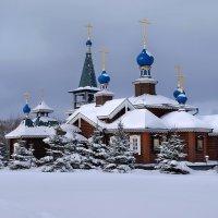 Храм Рождества Христова.Дер. Бородино :: анна нестерова