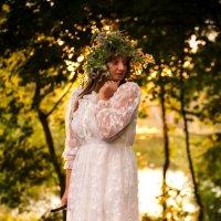 За два заката до осени :: Екатерина Молькова