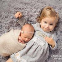две сестренки :: Анастасия Нагорная