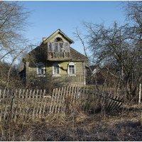 Домик в деревне :: Александр Максимов