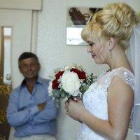 С папой :: Виктория Большагина