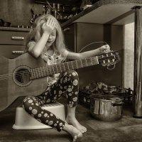 Оборвав и звуки, и слова... :: Ирина Данилова