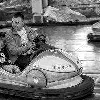 Крепче за шофёрку держись! :-) :: Bogdan Snegureac