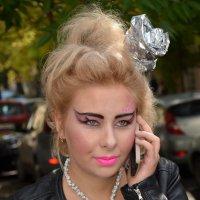 Космический макияж :: Наталья Мельникова