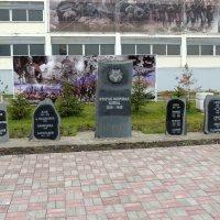 Мемориальный комплекс Защитникам Отечества в в Северном Бутово :: Александр Качалин