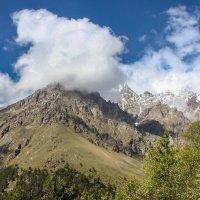 IMG_4962 горы,облака :: Олег Петрушин