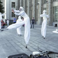 Северодвинск. Фестиваль уличных театров (4) :: Владимир Шибинский