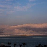 Берега Мёртвого моря. :: Alla