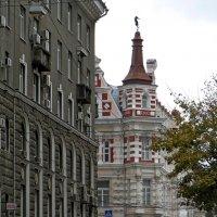 Первый многоэтажный дом в Ростове-на-Дону :: Татьяна Смоляниченко