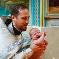 Крещение :: Владимир Сковородников