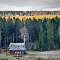 За рекой под горой ... :: Валерий Талашов