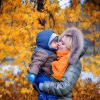 Осенний поцелуй :: Ксения Базарова