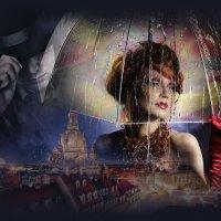 Человек дождя :: Michelen