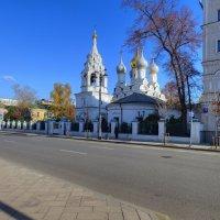 Церковь св.Николая :: Константин