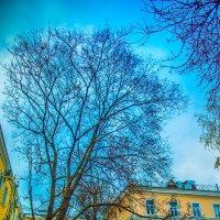 Московский дворик на Пятницкой улице :: Игорь Герман