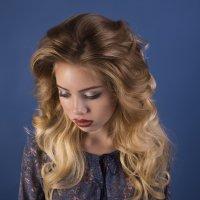 Волосы Ксюши :: Женя Рыжов