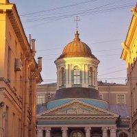 Золотые дома на Невском-7 :: Фотогруппа Весна - Вера, Саша, Натан