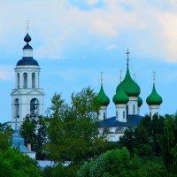 ПО ВОЛГЕ-МАТУШКЕ :: Анатолий Восточный