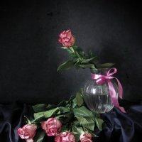 Этюд с розами :: Татьяна Ким