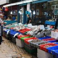Рыбный рынок древнего Акко :: Николай Волков