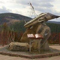Царь-рыба.Красноярск :: Светлана Винокурова