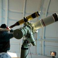 В обсерватории :: Надежда