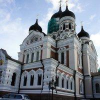 Собор  Св. Александра Невского :: Елена Павлова (Смолова)
