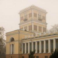 часы на башне :: Владимир Зырянов