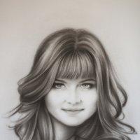 портрет :: Оксана
